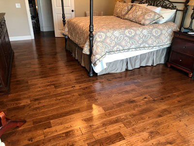 Wood Floor Cleaning in Gainesville and North Georgia